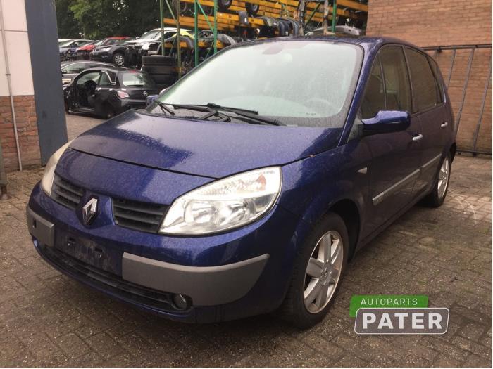 Renault Scenic 1.6 16V 2003-06 / 2006-10