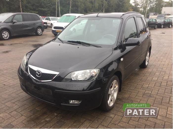 Mazda 2. 1.4 CiTD 2002-09 / 2007-07