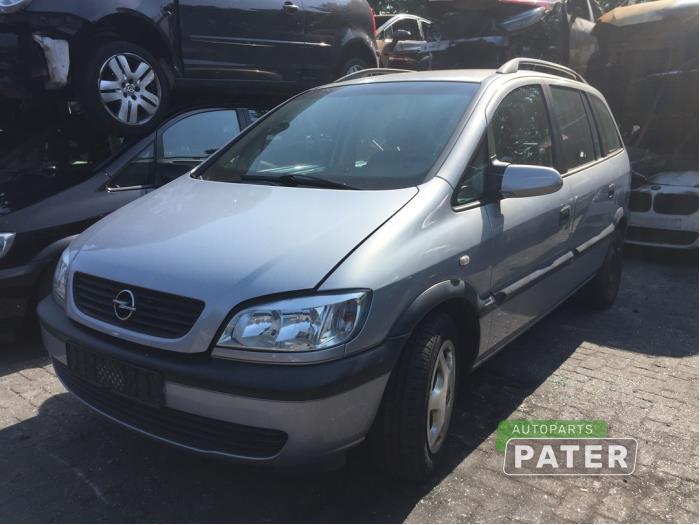 Opel Zafira 1.6 16V 1999-04 / 2005-06