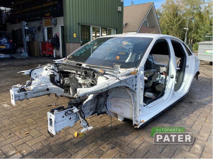 Audi A3 12- 1.0 TFSI 12V 2018-07 / 2020-08