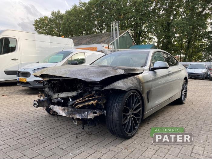 BMW 4-Serie 418d 2.0 16V 2014-03 / 0-00