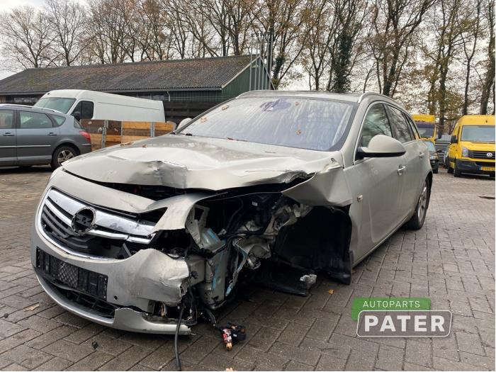 Opel Insignia 08- 2.0 CDTI 16V 130 ecoFLEX 2008-07 / 2015-06