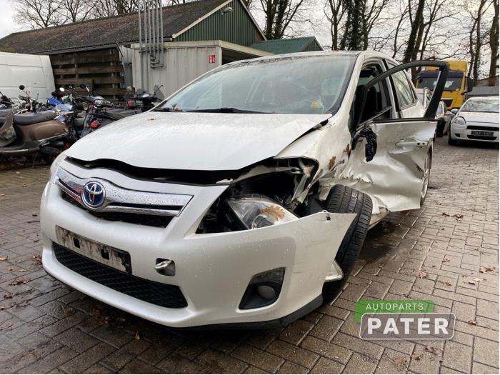 Toyota Auris 07- 1.8 16V HSD Full Hybrid 2010-09 / 2012-09