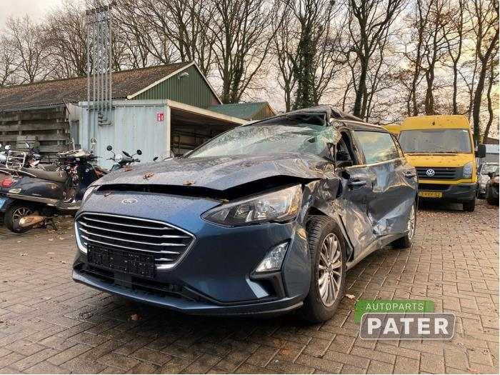 Ford Focus 18- 1.0 Ti-VCT EcoBoost 12V 125 2018-09 / 0-00