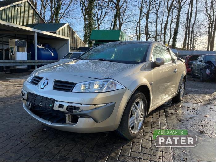 Renault Megane 2 02- 2.0 16V 2003-03 / 2005-12