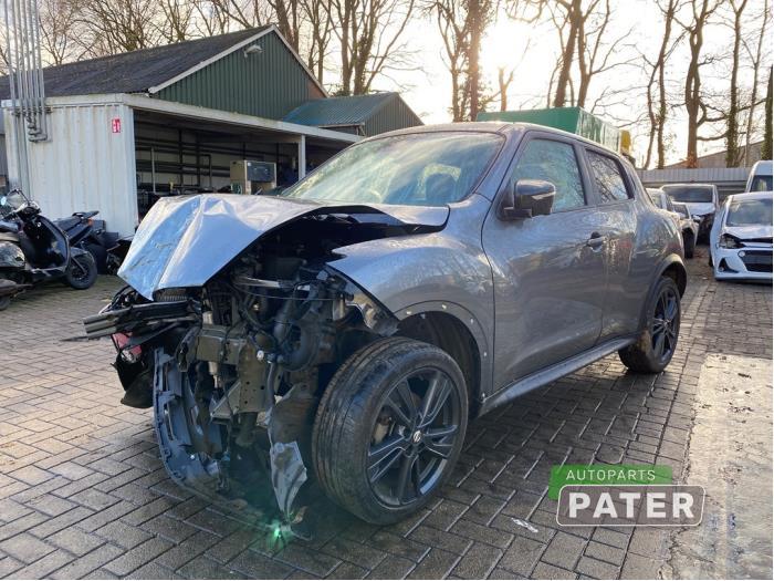 Nissan Juke 10- 1.2 DIG-T 16V 2014-05 / 2019-12