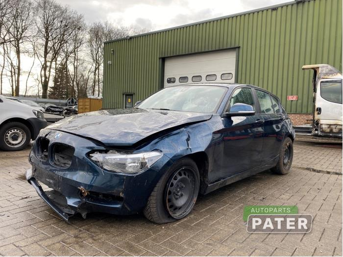 BMW 1-Serie 11- 116d 1.6 16V Efficient Dynamics 2012-03 / 2015-02