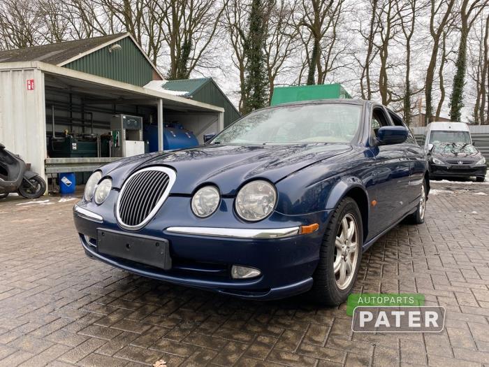 Jaguar S-Type 3.0 V6 24V 1999-01 / 2001-10