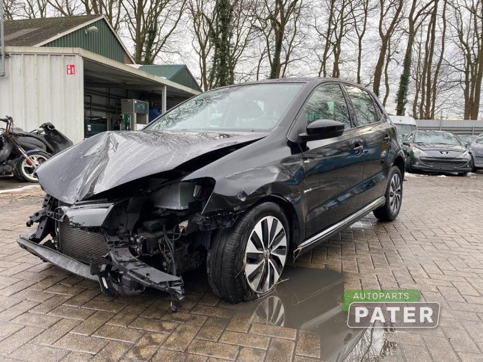 Volkswagen Polo 14- 1.0 TSI 12V BlueMotion 2014-11 / 2017-10