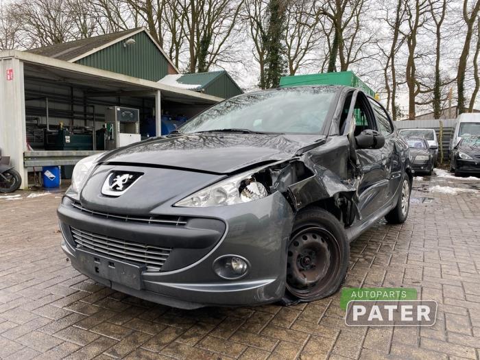 Peugeot 206 PLUS 09- 1.4 XS 2010-09 / 2013-06