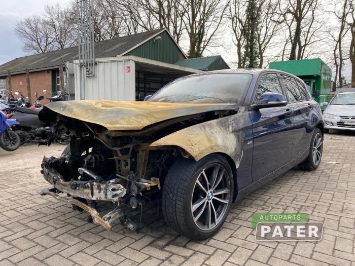 BMW 1-Serie 11- 116d 1.5 12V TwinPower 2015-03 / 2019-06