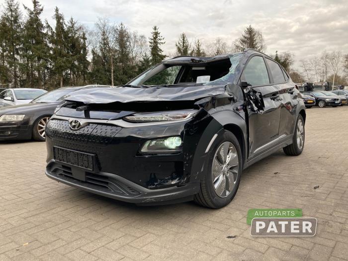 Hyundai Kona 17- Electric 2018-04 / 0-00