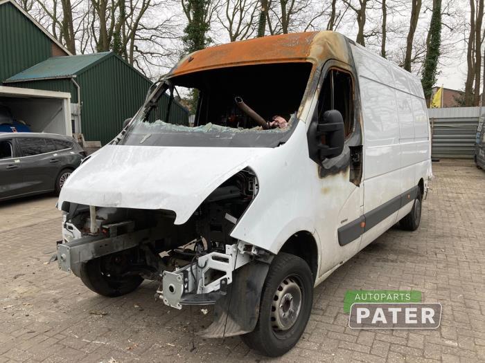 Opel Movano 10- 2.3 CDTi 16V FWD 2016-03 / 0-00