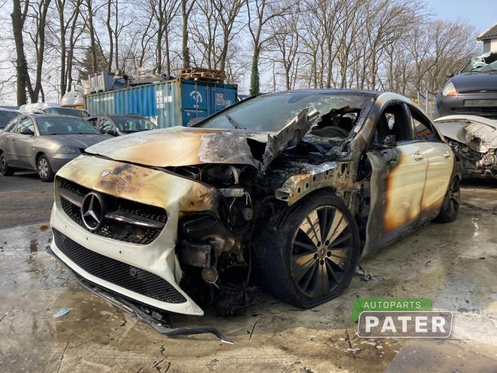 Mercedes Cla-Klasse 13- 1.5 CLA-180 CDI 2013-10 / 2018-05
