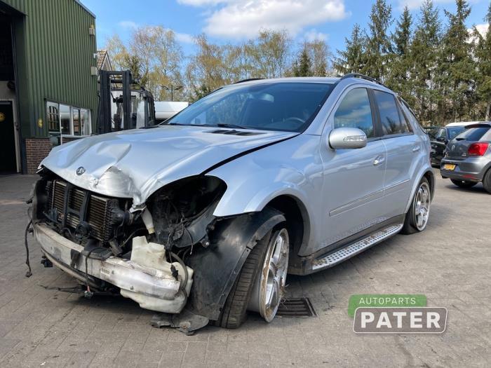 Mercedes Ml-KLASSE 05- 3.0 ML-320 CDI 4-Matic V6 24V 2005-07 / 2011-07