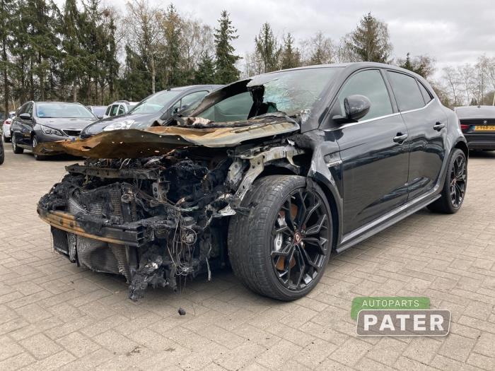 Renault Megane 4 16- 1.8 TCe 16V RS 280 2017-10 / 0-00