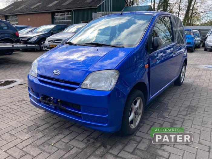 Daihatsu Cuore 03- 1.0 12V DVVT 2003-05 / 2008-01