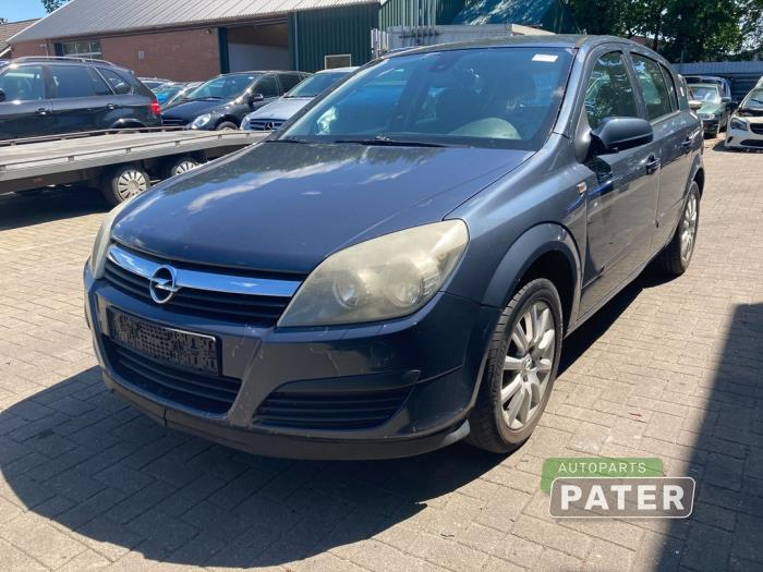 Opel Astra H 04- 1.6 16V Twinport 2004-03 / 2006-12