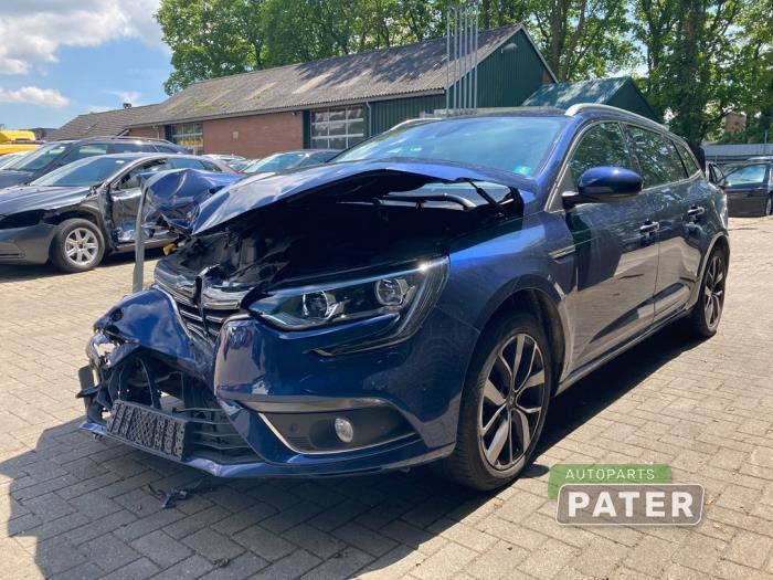 Renault Megane 4 16- 1.3 TCE 160 16V 2018-01 / 0-00