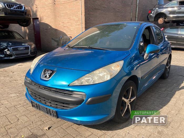 Peugeot 207 06- 1.4 HDi 2006-02 / 2015-12