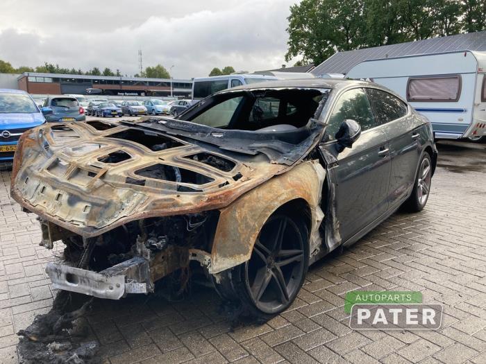 Audi A5 16- 2.0 40 TFSI Mild Hybrid 16V 2018-12 / 0-00