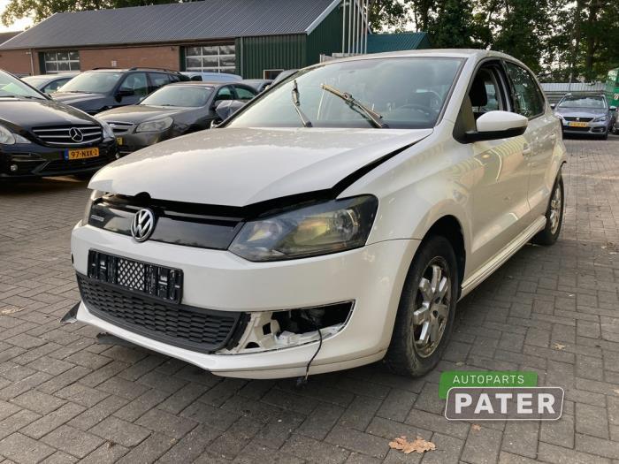 Volkswagen Polo 09- 1.2 TDI 12V BlueMotion 2009-10 / 2014-05