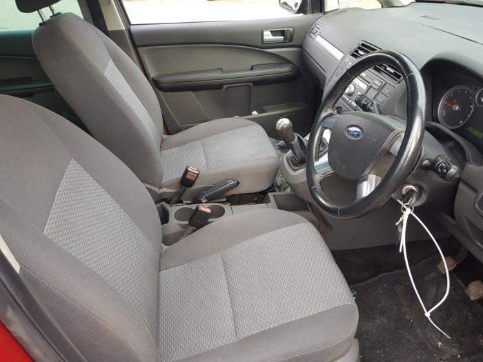 Ford Focus C-Max 2.0 16V Sloopvoertuig (2006, Rood)