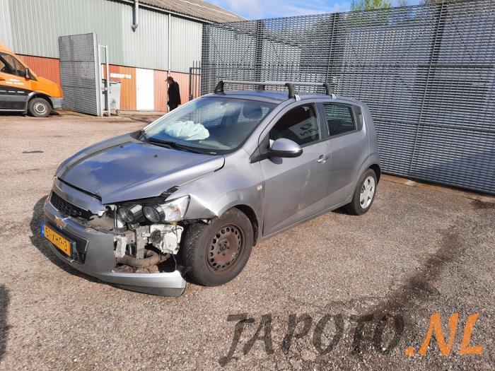 Chevrolet Aveo 2012 - large/04de0571-e2fe-415a-b732-da3c04d78589.jpg