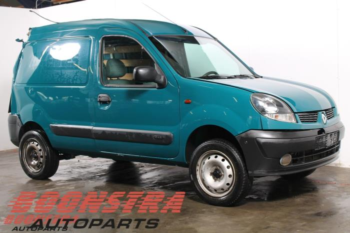 renault kangoo kc 1 9 dci 4x4 85 sloop bouwjaar 2005 kleur groen. Black Bedroom Furniture Sets. Home Design Ideas