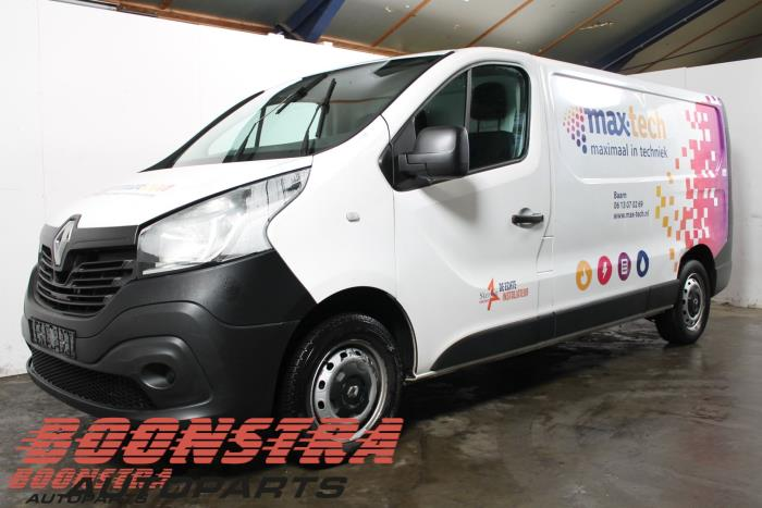 Renault Trafic 1.6 dCi 90 2014-05 / 0-00