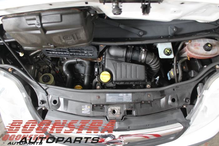 Opel Vivaro, Van, 2000 / 2014<br><small>2.0 CDTI, Bestel, Diesel, 1.995cc, 66kW, FWD, M9R780; EURO4; M9R630; M9RA6; M9R782; M9R786, 2006-08 / 2014-03, F7</small>