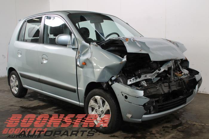 Hyundai Atos, Hatchback, 1997 / 2008<br><small>1.1 12V, Hatchback, Benzine, 1.086cc, 43kW, FWD, G4HD, 2003-05 / 2005-05</small>