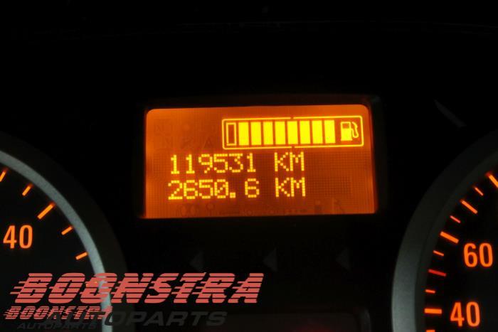 Opel Vivaro, Van, 2000 / 2014<br><small>2.0 CDTI 16V, Bestel, Diesel, 1.995cc, 84kW, FWD, M9R630; M9RA6, 2011-08 / 2014-03</small>