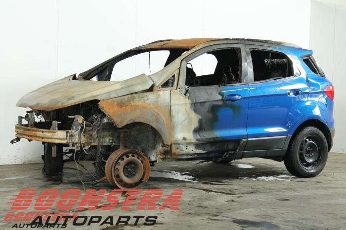 Ford Ecosport 1.0 EcoBoost 12V 125 2014-02 / 0-00