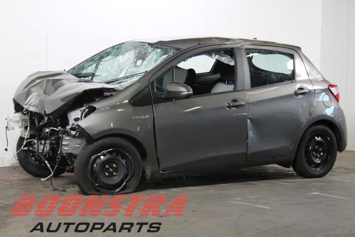 Toyota Yaris 1.5 16V Hybrid 2012-03 / 0-00
