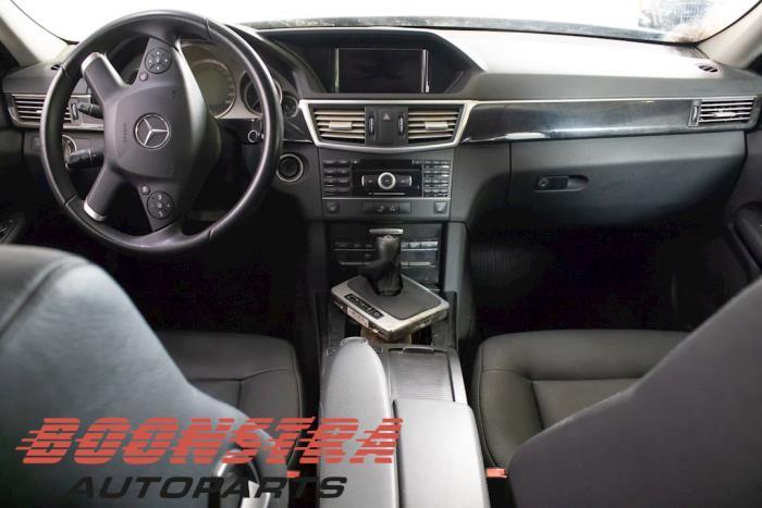 Mercedes E (W212), Sedan, 2009 / 2016<br><small>E-200 CDI 16V BlueEfficiency,BlueTEC, Sedan, 4Dr, Diesel, 2.143cc, 100kW, RWD, OM651925, 2009-01 / 2016-03, 212.005; 212.006</small>