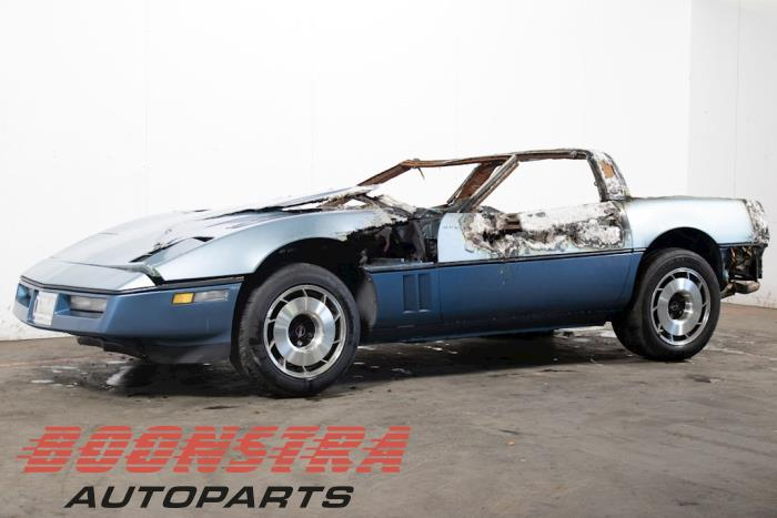 Chevrolet Corvette 5.7 Crossfire TBI 1983-09 / 1984-12