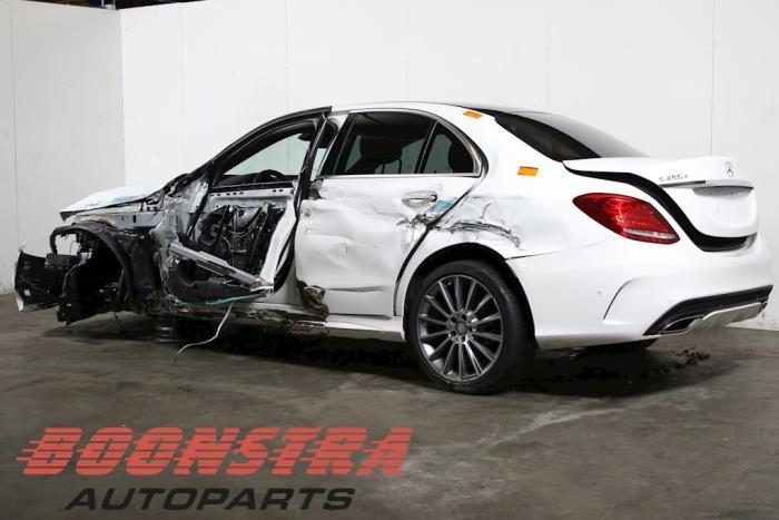 Mercedes C (W205), Sedan, 2013<br><small>C-250 2.2 CDI 16V BlueTEC, C-250d, Sedan, 4Dr, Diesel, 2.143cc, 150kW, RWD, OM651921, 2014-02, 205.008</small>