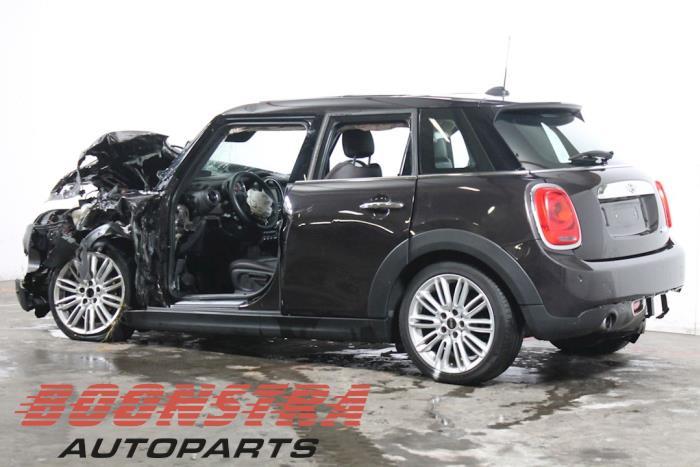 Mini Mini 5-Drs (F55), Hatchback, 2014<br><small>1.5 12V Cooper, Hatchback, 4Dr, Benzine, 1.499cc, 100kW, FWD, B38A15A, 2013-09, XS51; XS52; XS53; XU71; XU72</small>