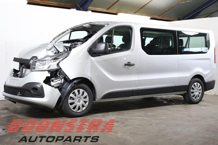 Renault Trafic 1.6 dCi 125 Twin Turbo 2015-07 / 0-00