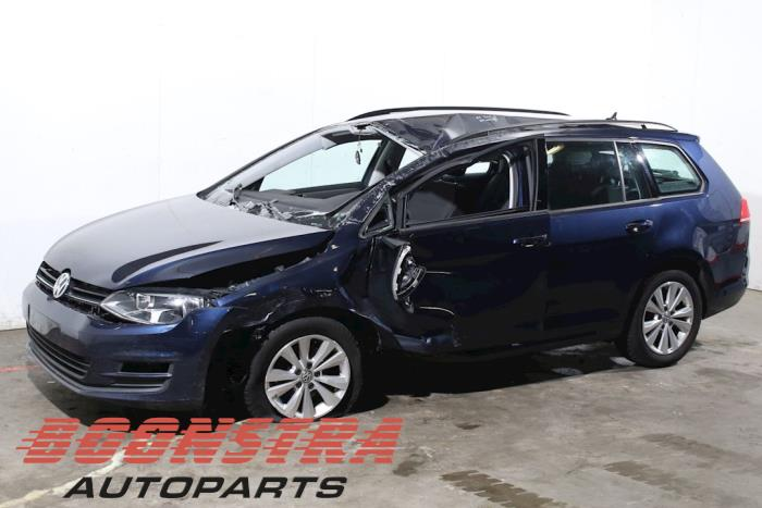 Volkswagen Golf 1.6 TDI BlueMotion 16V 2014-12 / 0-00