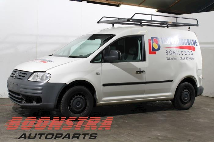 Volkswagen Caddy 1.9 TDI 2004-04 / 2010-08