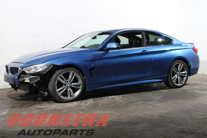 BMW 4-Serie 420i 2.0 Turbo 16V 2013-11 / 0-00