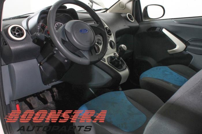Ford Ka II, Hatchback, 2008<br><small>1.2, Hatchback, Benzine, 1.242cc, 51kW, FWD, 169A4000; EURO4, 2008-10, RU8</small>