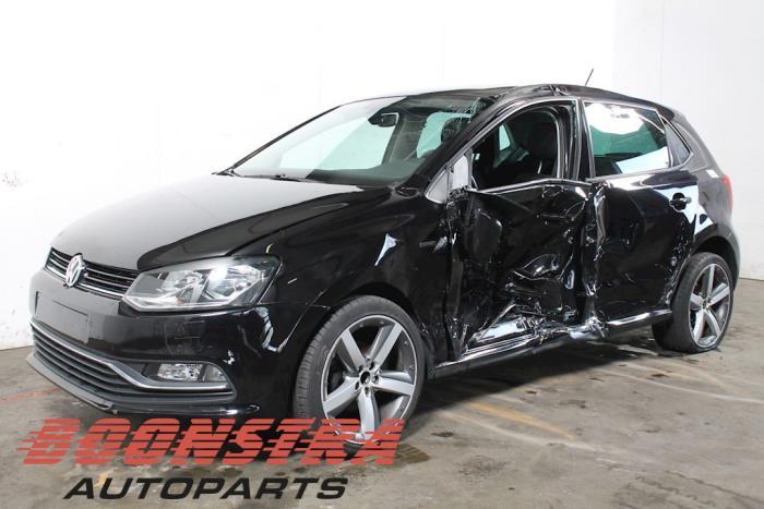 Volkswagen Polo 1.2 TSI 16V BlueMotion Technology 2014-02 / 2017-10
