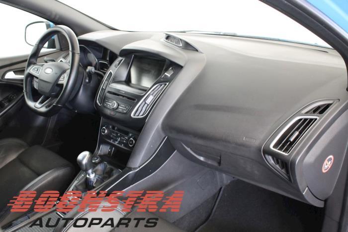 Ford Focus III, Hatchback, 2010 / 2018<br><small>2.3 RS EcoBoost 16V, Hatchback, Benzine, 2.264cc, 257kW, 4x4, YVDA, 2015-07 / 2018-05</small>