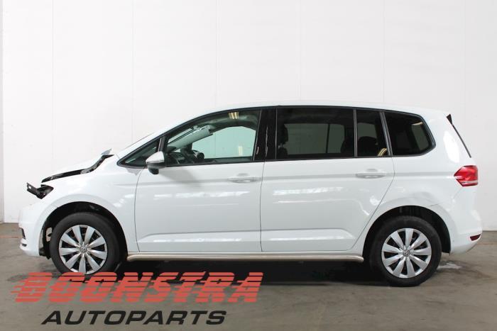 Volkswagen Touran (5T1), MPV, 2015 / 2021<br><small>2.0 TDI 150, MPV, Diesel, 1.968cc, 110kW, FWD, DFEA, 2015-05 / 2021-12</small>