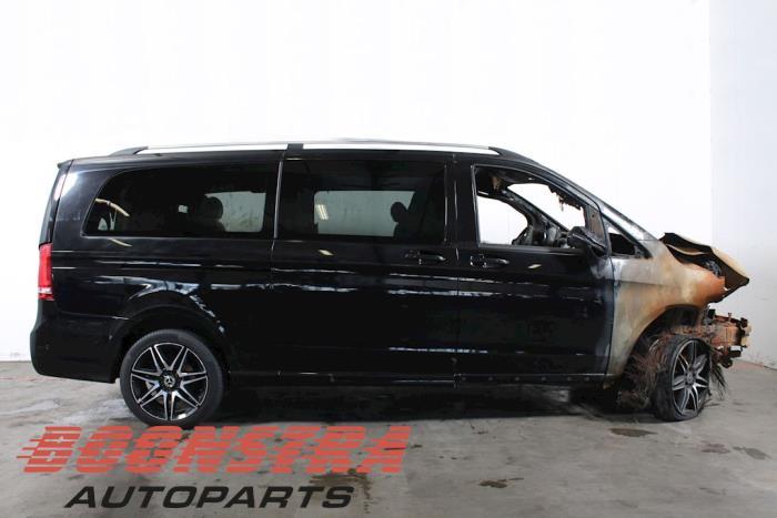 Mercedes V/Marco Polo (W447), MPV, 2014<br><small>2.1 250 BlueTEC, 250 d 16V, MPV, Diesel, 2.143cc, 140kW, RWD, OM651950, 2014-03 / 2019-06, 447.811; 447.813; 447.815</small>