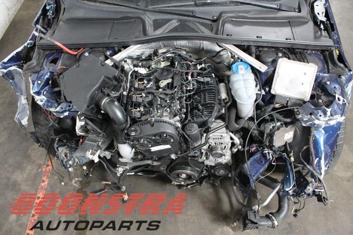 Audi A4 Avant, Combi, 2015<br><small>2.0 TFSI Ultra 16V, Combi/o, Benzine, 1.984cc, 140kW, FWD, CVKB, 2015-08</small>