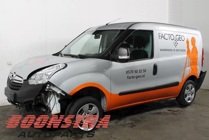 Opel Combo 1.3 CDTI 16V ecoFlex 2012-02 / 2018-12
